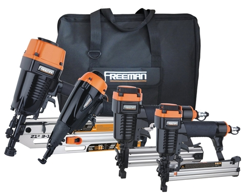 NuMax SFR 2190 Framing Nailer